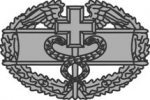 Combat medical badge - 1.udìlení