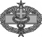 Combat medical badge - 3.udìlení
