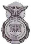 Security Police / Forces badge