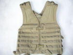 Vesta Set MOLLE Super Assault