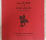 Manual Cal for Fire