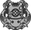 Diver badge - First Class