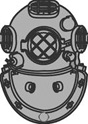 Diver badge - Second Class
