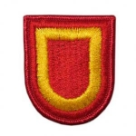 Flash / Ovál 407th Supply and Transportation Battalion