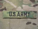 US ARMY Tape Multicam