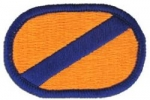 Flash / Ovál  82nd Aviation Battalion D Co