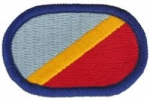 Flash / Ovál  82nd Aviation Regiment HQ
