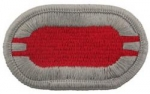 Flash / Ovál 503rd Parachute Infantry Regiment 2nd Bn