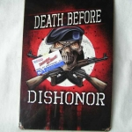 Cedule Death Before Dishonor HW-ARMY-8