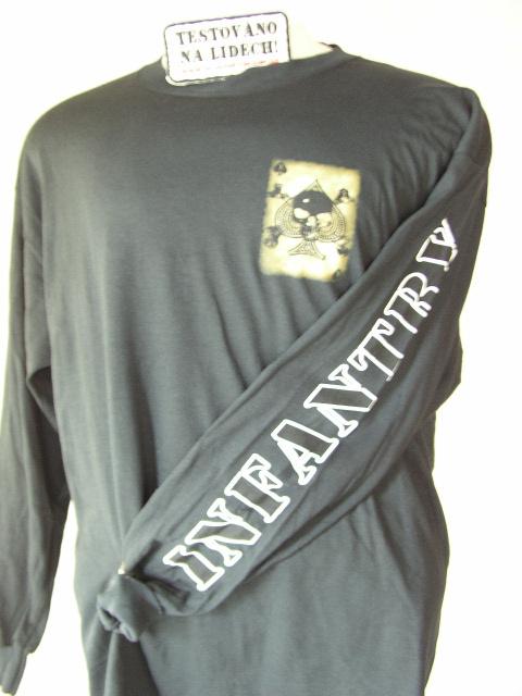 Tričko U.S.Army Infantry s rukávem  b3369aed80