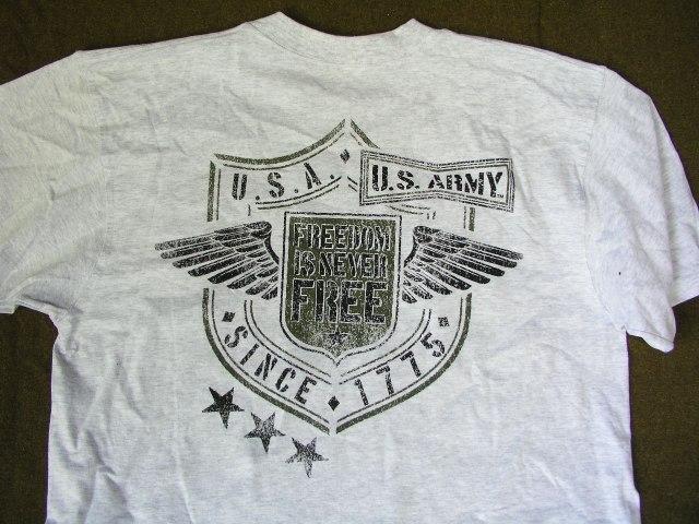 Tričko U.S.Army F.I.N.F.  2f8ecec493
