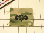 Parachutist badge - Basic Combat II.