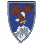 US Combined Forces Command Afghanistan nášivka