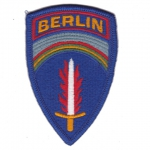 Berlin Command nášivka