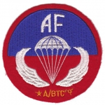 Airborne Training Center Sicily nášivka