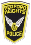 Bedford Heights Police nášivka