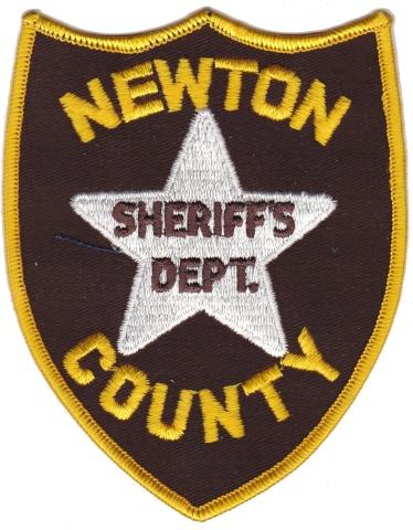 Newton County Sheriff´s Dept. nášivka | Policejní | M1 ...