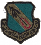 4. Tactical Fighter Wing nášivka
