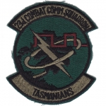 23. Combat Communications Squadron nášivka