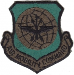 Air Mobility Command nášivka