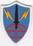 Information Systems Engineering Command nášivka