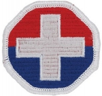 Medical Command Korea nášivka